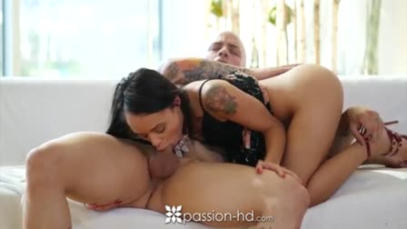 Ana Foxxx Is Eager To Take A Fat Cock