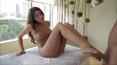 College girl with outstanding body wants anal