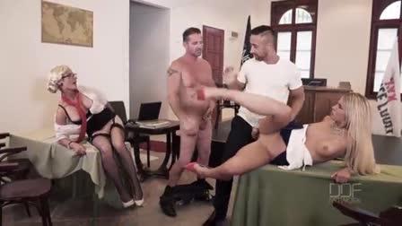 Phenomenal Mother Performs During Porno Tape