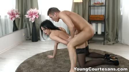 TeenCurves Keisha Grey Fucks Submissive Secretary Karlee Grey